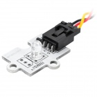 LED White Light Octopus Piranha Electronic Building Block Module for Arduino