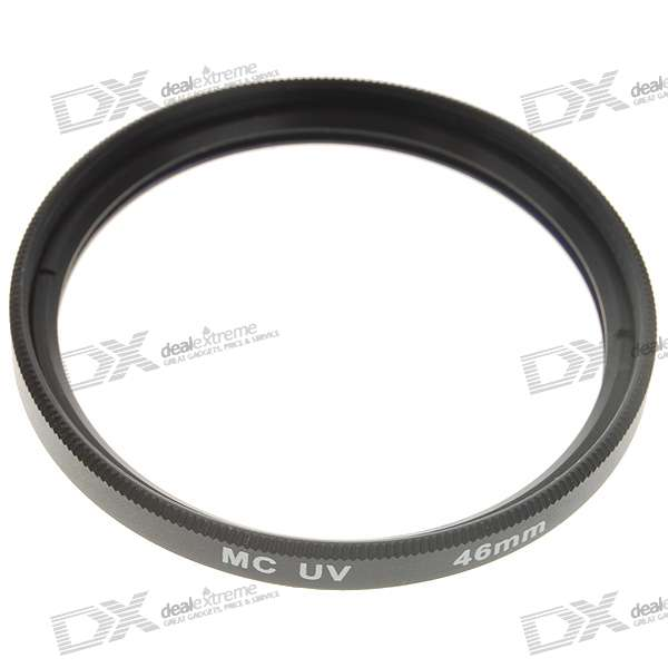Multi-Coated UV Lens Filter (46mm)