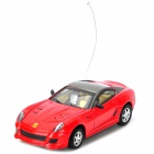 HM0964 G-Sensor R/C Remote Control Racing Car Toy - Red
