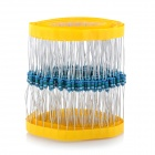 DIY 1/4W Resistance Metal Film Resistors - Blue (200 PCS)