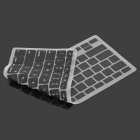 "Silicone Keyboard Protective Cover for Apple MacBook Pro 13"" / 15"" / 17"" - Black"