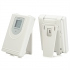 "Wireless 3.7"" LCD Digital Thermometer / Humidity Meter with Remote Sensor (3 x AAA / 2 x AAA)"