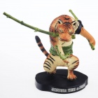 KungFu Tiger Style Forest Figure - Yellow + Green