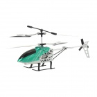 Rechargeable 2.5-CH IR Remote Control Alloy R/C Helicopter - Green