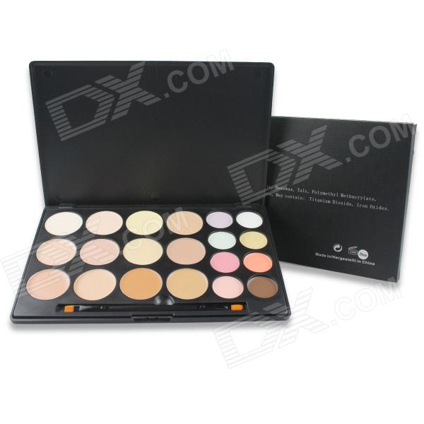 20-Color Cosmetic Makeup Concealer (195g)