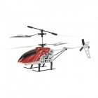 Rechargeable 2.5-CH IR Remote Control Alloy R/C Helicopter - Red