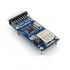 SL1811 HST-AXC Communication Module USB Host Board - Blue