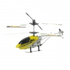 Rechargeable 2.5-CH IR Remote Control R/C Helicopter - Yellow