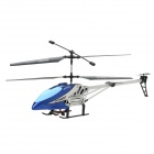 Rechargeable 3.5-CH Alloy 40MHz Radio Control R/C Helicopter - Blue