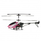 40MHz Rechargeable 3.5-CH Alloy R/C Helicopter w/ Gyroscope - Deep Pink