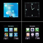 "N388 GSM 1.3"" Proprietary Watch Phone w/ BT, Camera, 892KB ROM - Black"