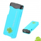 A22 Android 4.0 1GB DDR3 4G ROM Mini PC w/ Wi-Fi / TF / HDMI - Blue (4GB)