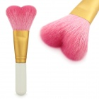 Blush Loose Powder Cosmetic Makeup Brush - White (Size M)