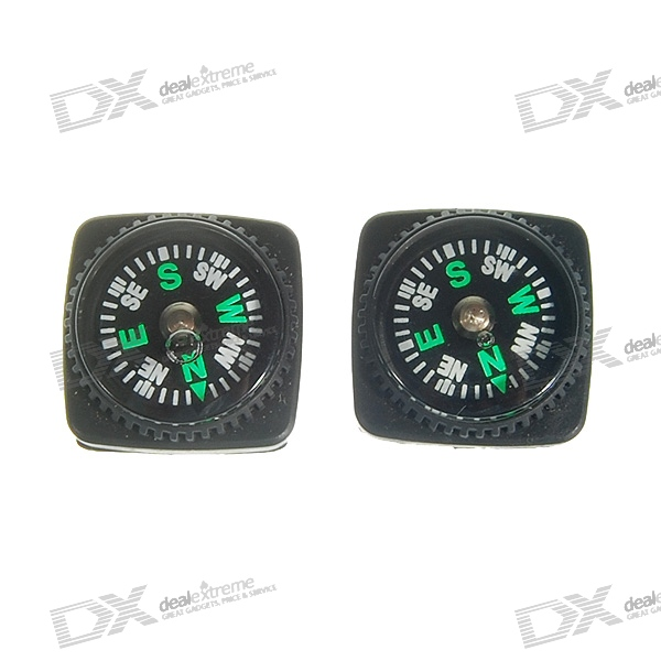 Watch Buckle Add-on Compass (2-Pack) от DX.com INT