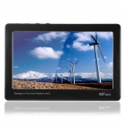 "KO S200 4,3 ""Touch Screen HD Video Player w / TF / Built-in-Spiele - Black (4GB)"