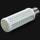 B22 12W 684-855LM 6000-6500K White 171-LED Light Bulb (85~265V)