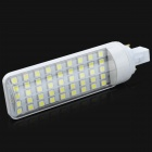 G24 9W 585-675LM 6000-6500K White 45-SMD 5050 LED Light Bulb (85~265V)