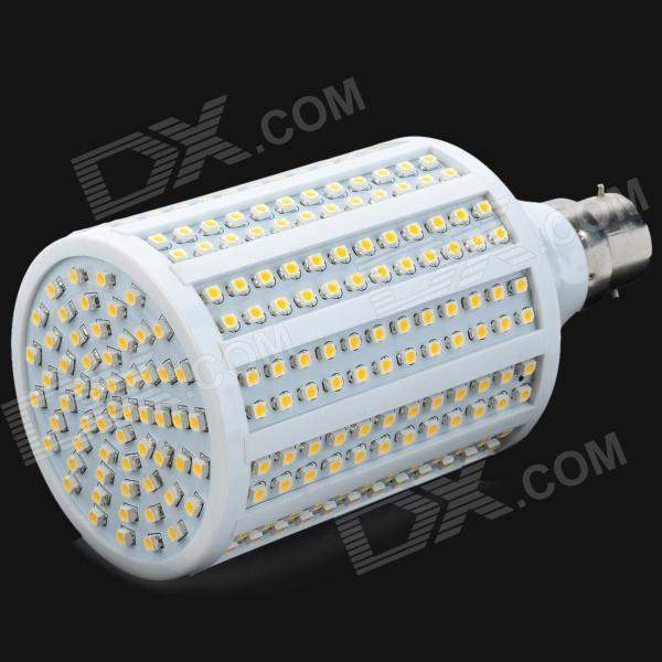 B22 24W 1392-1740LM 3000-3500K Warm White 348-LED Light Bulb (85~265V) - DXOther Connector Bulbs<br>Material PVC Color White Quantity 1 Emitter Type LED Total Emitters 348 Power 24 W Color BIN Warm White Rate Voltage 85~265 V Luminous Flux 1392~1740 lm Color Temperature 3000-3500 K Connector Type B22 Application Illuminating lamp Packing List 1 x B22 LED light bulb<br>