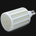 B22 24W 1392-1740LM 3000-3500K Warm White 348-LED Light Bulb (85~265V)