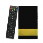 X2 Android 4.0 Network Media Player w/ Wi-Fi / HDMI / AV / RJ45 - Black + Yellow (4GB / 1GB RAM)