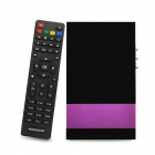 X2 Android 4.0 Network Media Player w/ Wi-Fi / 1GB RAM / 4GB ROM / RJ45 / HDMI / AV - Black + Purple