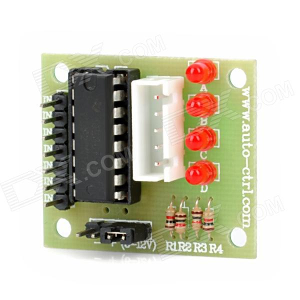 Uln2003 Stepper Motor Driver Board Green Free Shipping
