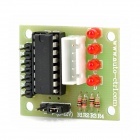 ULN2003 Stepper Motor Driver Board - Green