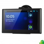 """7.0"""" LCD Touch Screen Android 2.3.4 GPS Navigator w/ FM / Wi-Fi / TF / USA + Russia + Brazil Map"""