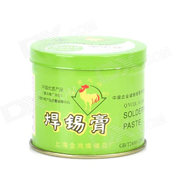 Environmental Protection Rosin Soldering Paste - Green (100g) sharpener polishing wax paste metals chromium oxide green abrasive paste chromium oxide green polishing paste