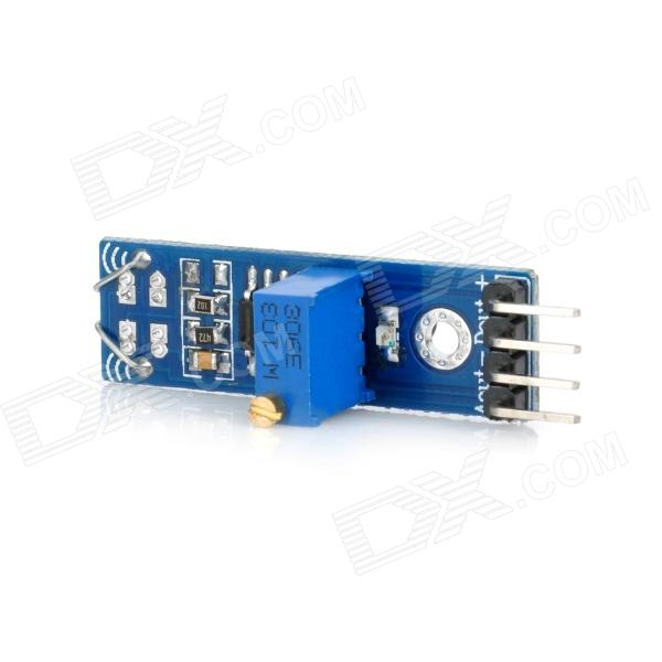 K1208059 Analog Output Temperature Detection Sensor Module for Arduino Robot Kit александрова о ред базовые ценности американской культуры the basic values in american culture privacy учебное пособие