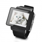 "GSM 1.8"" Resistive Touch Screen T9 Proprietary Watch Phone w/ Quad-Band / Bluetooth - Black"