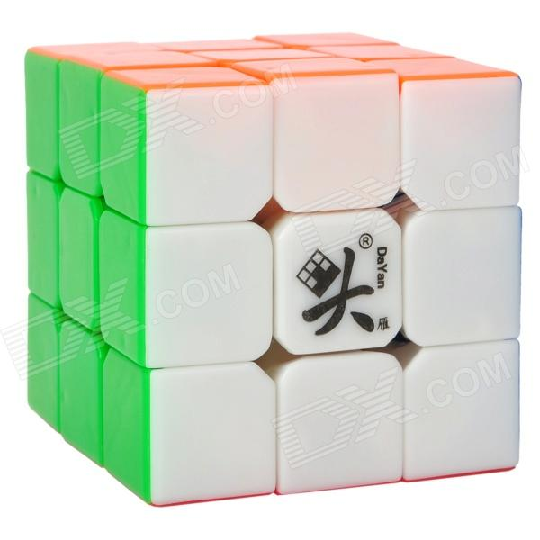 42mm Multicolored Brain Teaser Magic IQ Cube dayan mf8 4x4x4 brain teaser magic iq cube
