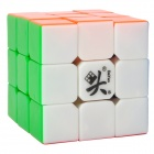 42mm Multicolored Brain Teaser Magic IQ Cube