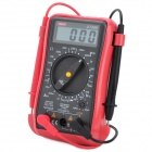 "UNI-T UT30D 2.0"" LCD Multipurpose Digital Multimeter - Red + Grey (1 x 9V Battery)"