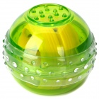 Power Gyro Wrist Ball - Green + Yellow