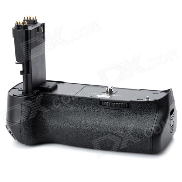Vertax E11 Battery Grip for Canon 5D Mark III - Black pixel vertax d12 battery grip for nikon d800 black
