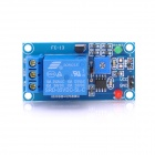 1-Channel Temperature Sensor + Relay Module for Arduino - Blue