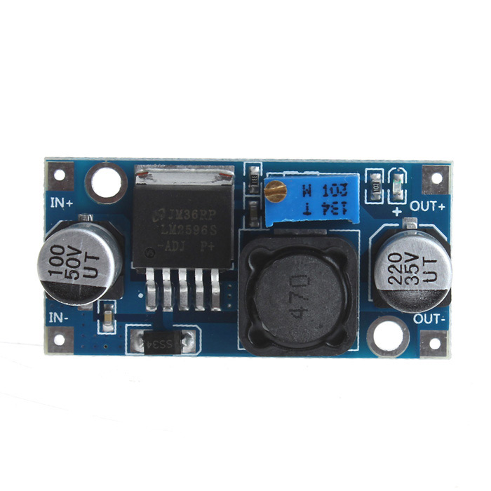 DIY DC-DC Power Module - Azul