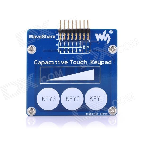 Capacitive Touch Keypad Module - Blue high quantity medicine detection type blood and marrow test slides