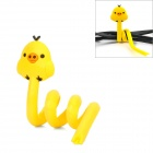 Lovely Chicken Style Cable Winder / Organizer - Yellow