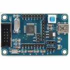 DIY ATmega88 AVR Development Board - Blue