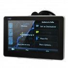 "XM-05 7.0"" Resistive Screen Win CE 6.0 GPS Navigator w/ Europe Map / TF / Built-in 4GB Flash Memory"