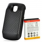Replacement 3.7V 3600mAh Extended Battery Pack + Back Case for Samsung M930 - Black + Red