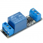 DIY 5V Relay Isolation Control Module - Blue