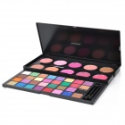 Serseul Tragbare 42-Farbe Cosmetic Makeup Eye Shadow / Blusher Palette