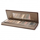 12-Farben Make-up Lidschatten-Palette Set w / Mirror