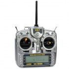 T810 PCM1024 2.4GHz 8-CH Radio Remote Control System for Airplane / Helicopter Model - Silver