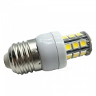 E27 2.224W 27-SMD 5050 LED 156lm Warm White Light Lamp (220V)