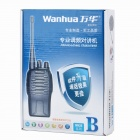 Wanhua H26B 5W 403~470MHz 16-CH Walkie Talkie - Black