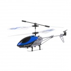 Mini Rechargeable 3.5-CH IR Remote Control R/C Helicopter - Blue